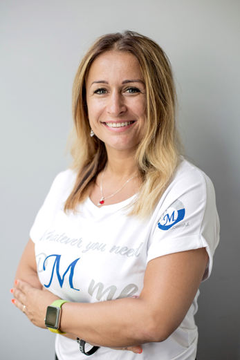 Anna Królikowska - właściciel firmy