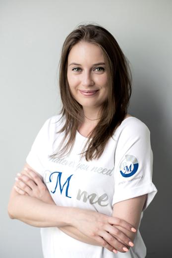 Marta Olejniczak - dział IT